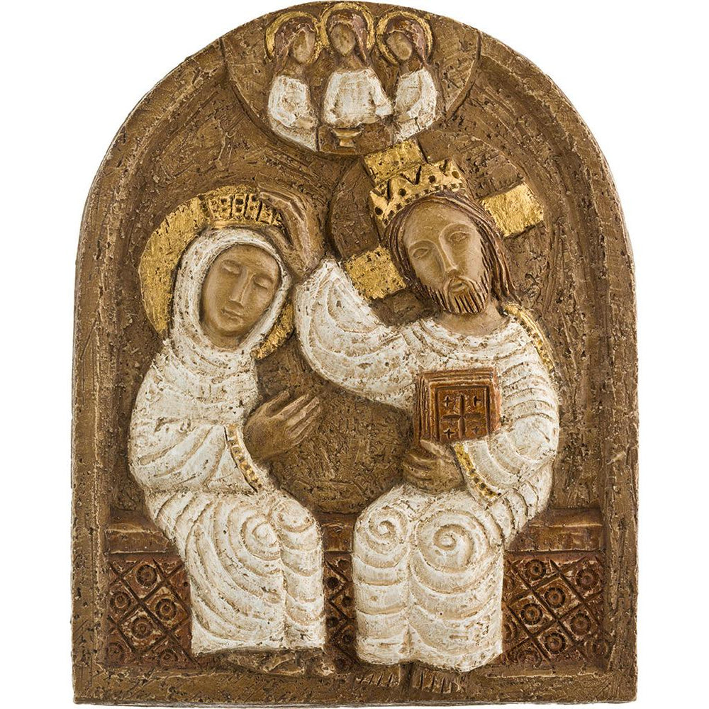 Coronation Of The Virgin | Atelier d'art de Bethléem | The Shrine Shop