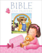 Bible Prayers for Teddy and Me – Pink