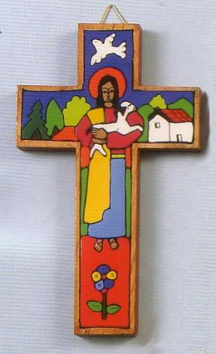 El Salvador Good Shepherd (traditional) | Childrens & Youth | The Shrine Shop