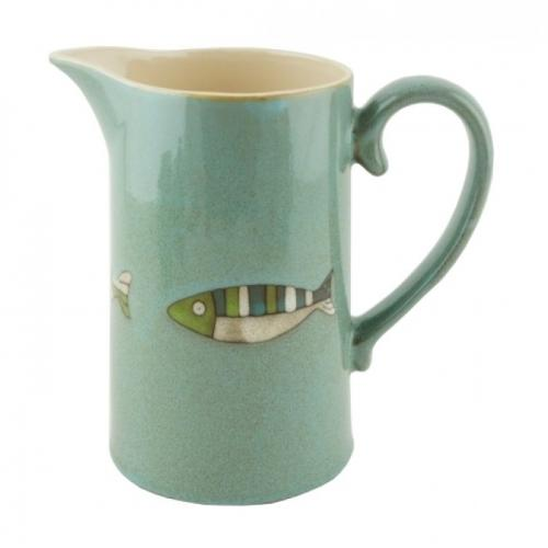 Fish Coloured Jug | Gifts | The Shrine Shop