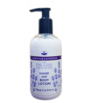 Norfolk Lavender – Hand and Body Lotion