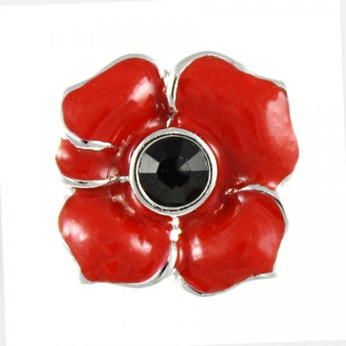 Poppy Lapel Pin 20mm - The Shrine Shop