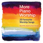 More Piano Worship CD | Books, Bibles & CDs | The Shrine Shop
