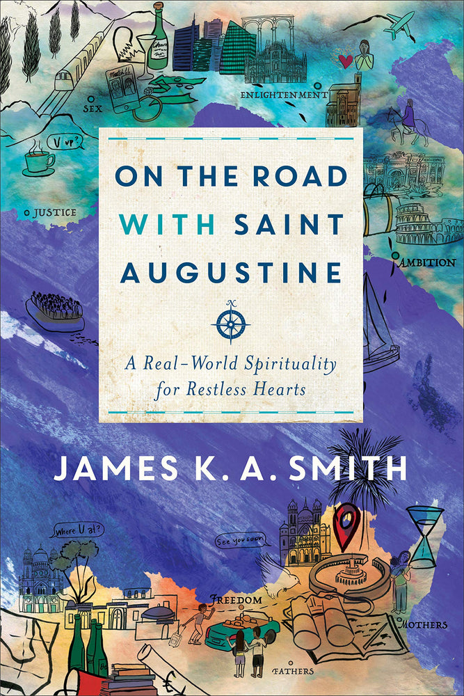 On The Road With Saint Augustine | Books, Bibles & CDs | The Shrine Shop