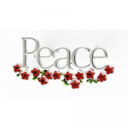 Poppy Peace 34mm | Jewellery & Medals | The Shrine Shop