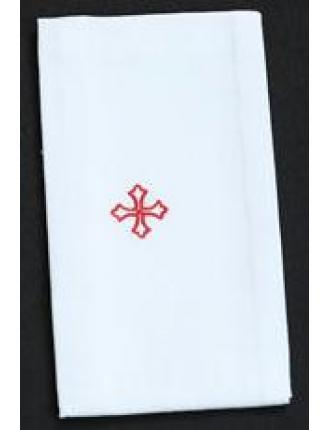Purificator embroidered | Clergy & Church Supplies | The Shrine Shop