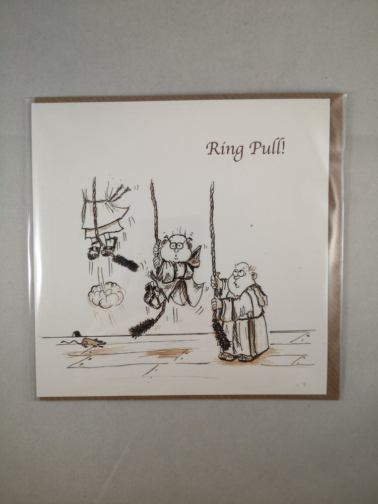 Holy Orders Card – Ring Pull