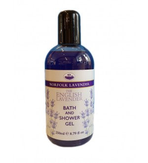 Norfolk Lavender – Bath and Shower Gel