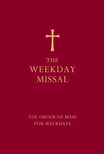 New Weekday Missal (Red) | Books, Bibles & CDs | The Shrine Shop