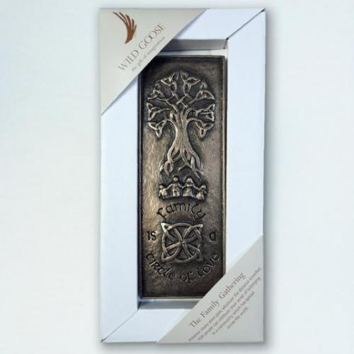 Wild Goose - The Family Gathering Plaque - The Shrine Shop