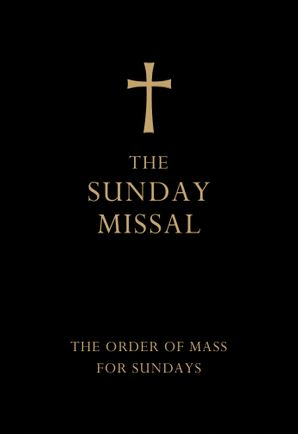 The Sunday Missal | Books, Bibles & CDs | The Shrine Shop