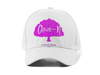 Choze-N Pink Tree White Hat
