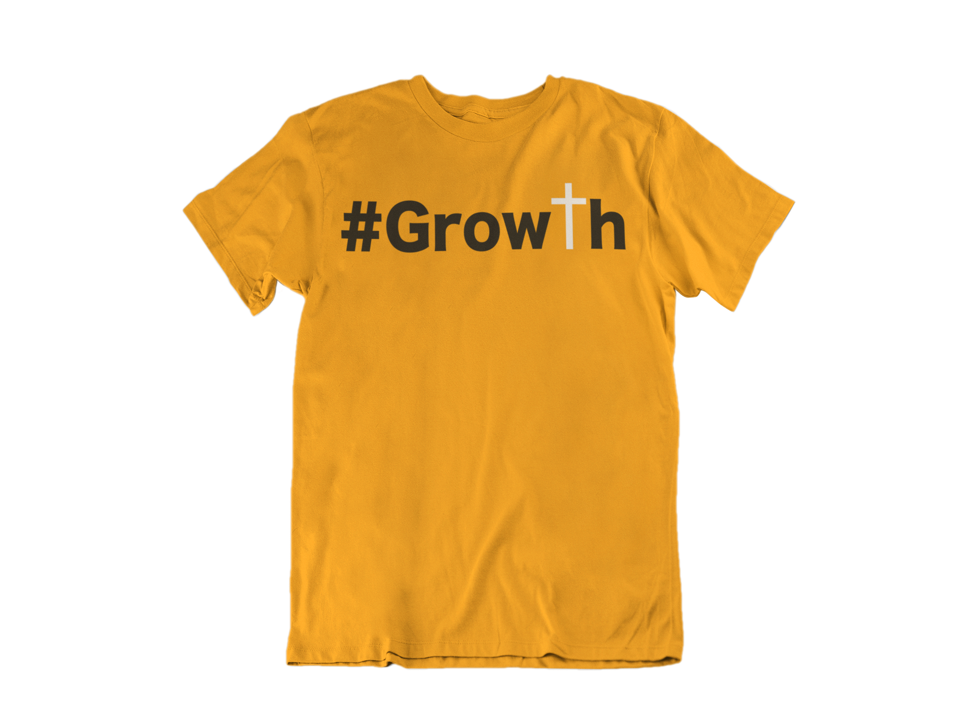 #Growth Grey Shirt•