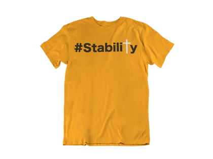 #Stability Red Shirt•