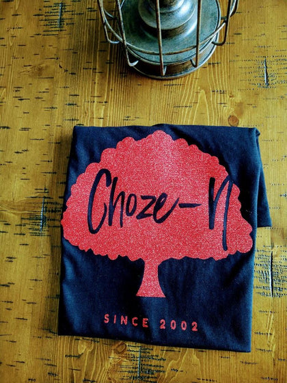 CHOZE-N Bold Red Tree (T)