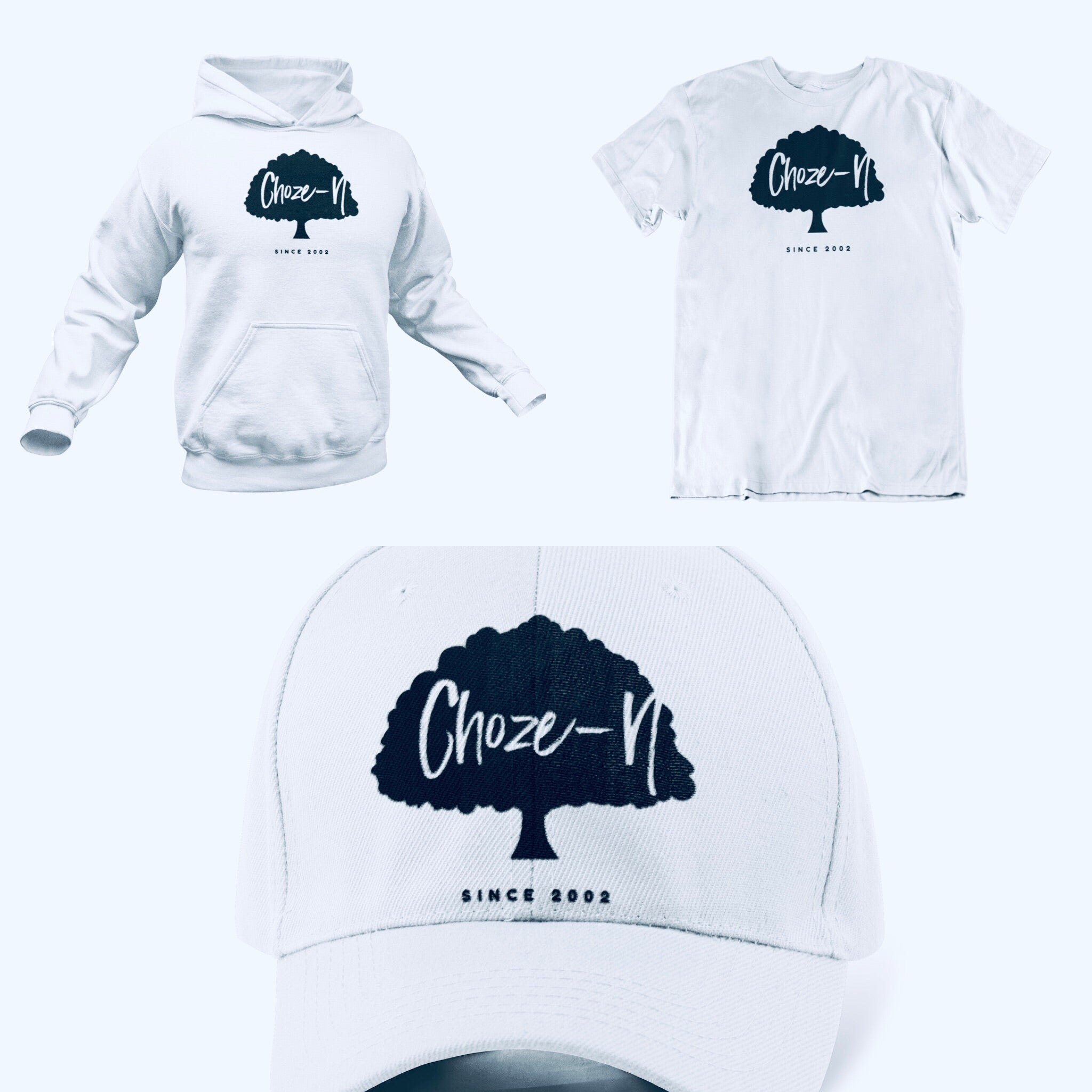 Choze-N White Family Pack•