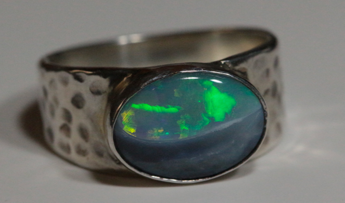 Special Order Miguel's size 1 Opal Ring