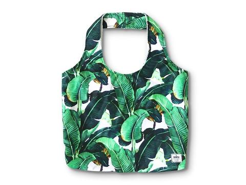 EVERYDAY BAG BY BBBYO - CANVAS - BANANA LEAF PRINT