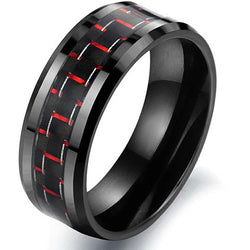 Fierce Black Men's Ring-Shop The Best Online Deals