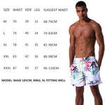 Summer Breathable Board Shorts
