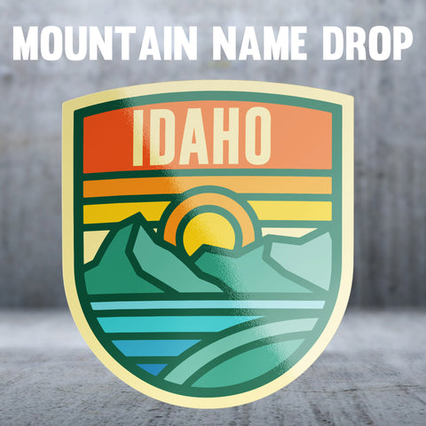 Mountain Name Drop