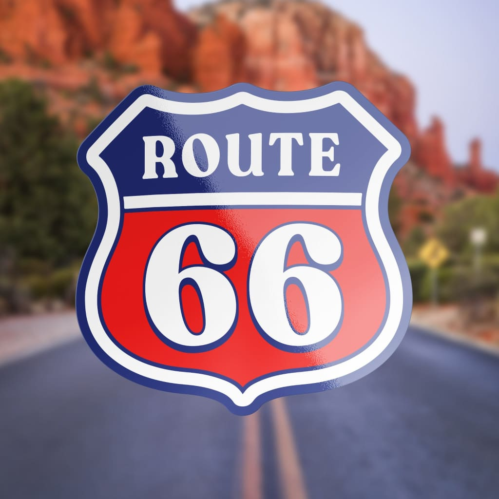 1151 - Route 66 Mr Clean