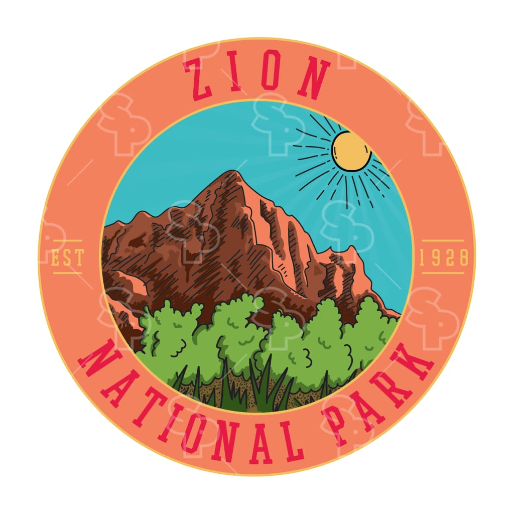 1329 - Hand Parks Zion