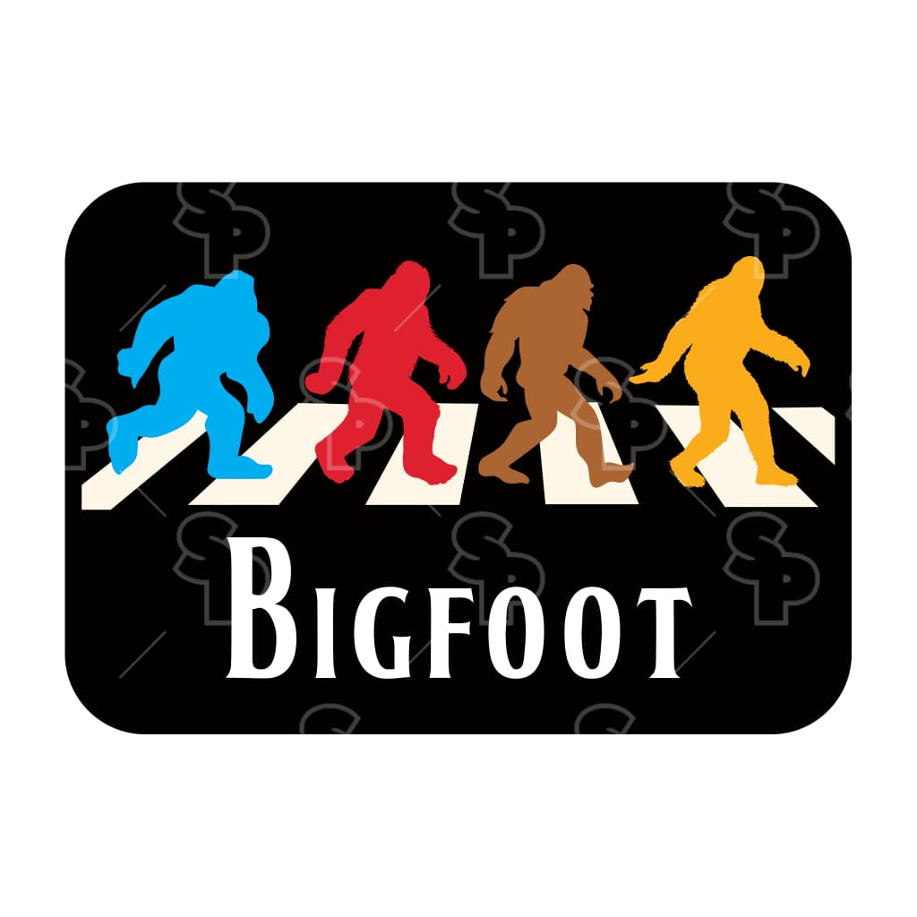 1363 - Big Foot Album Cover