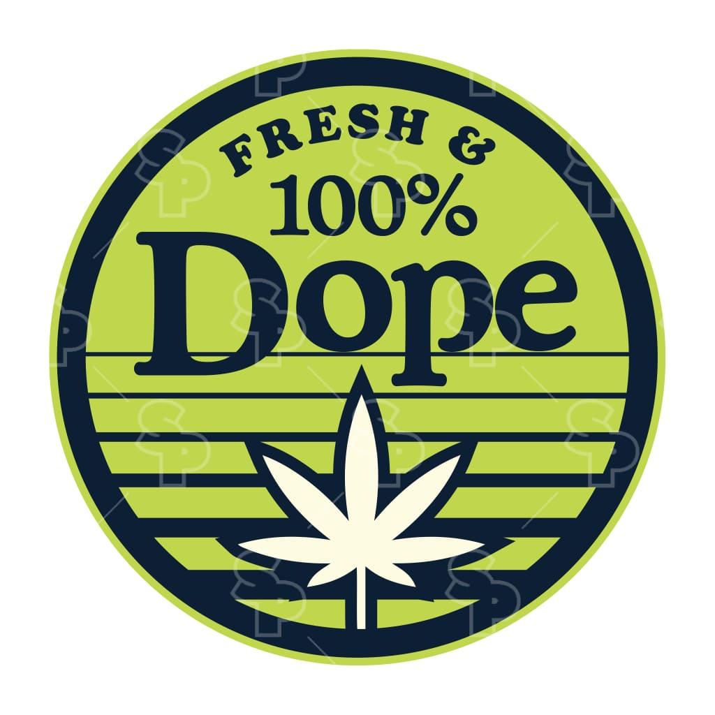 1385 - Cannabis Fresh And Dope