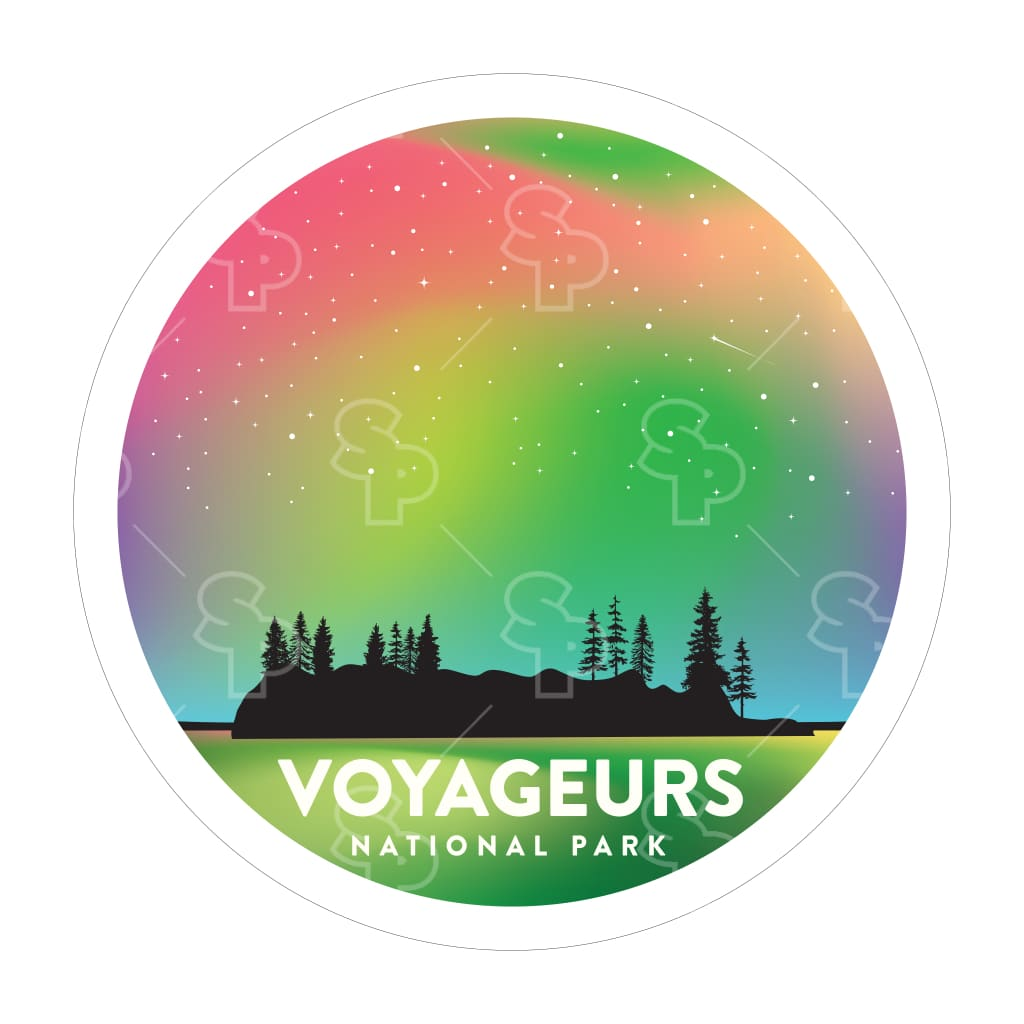 1653 - Clean Np Badge Voyageurs