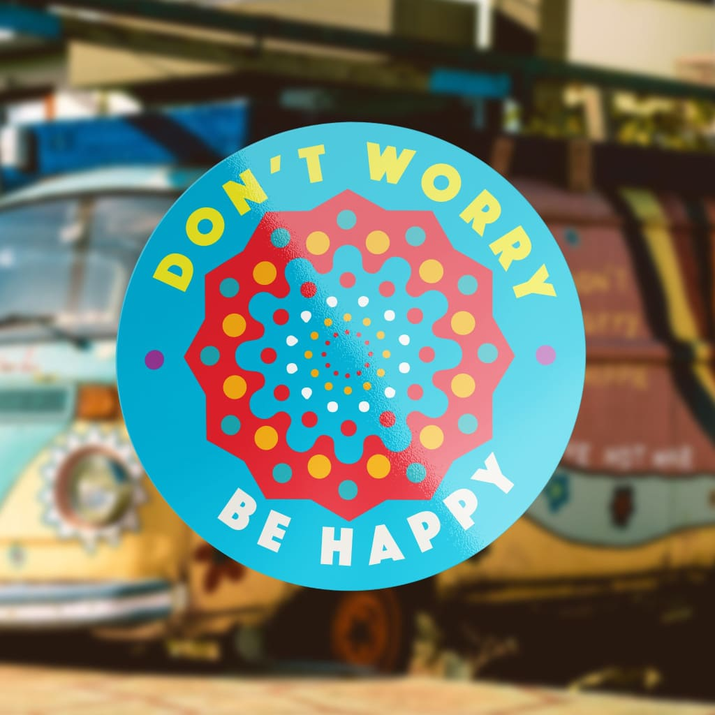 1781 - Hippie Dont Worry Be Happy