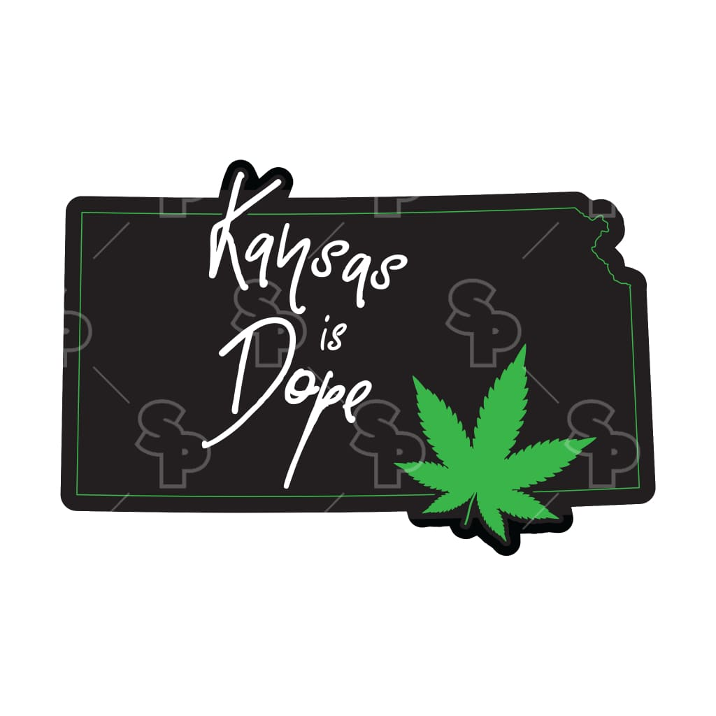 2192 - Cannabis Kansas Is Dope