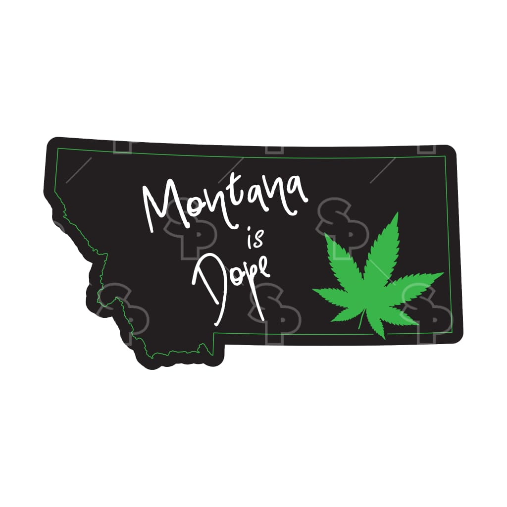 2201 - Cannabis Montana Is Dope