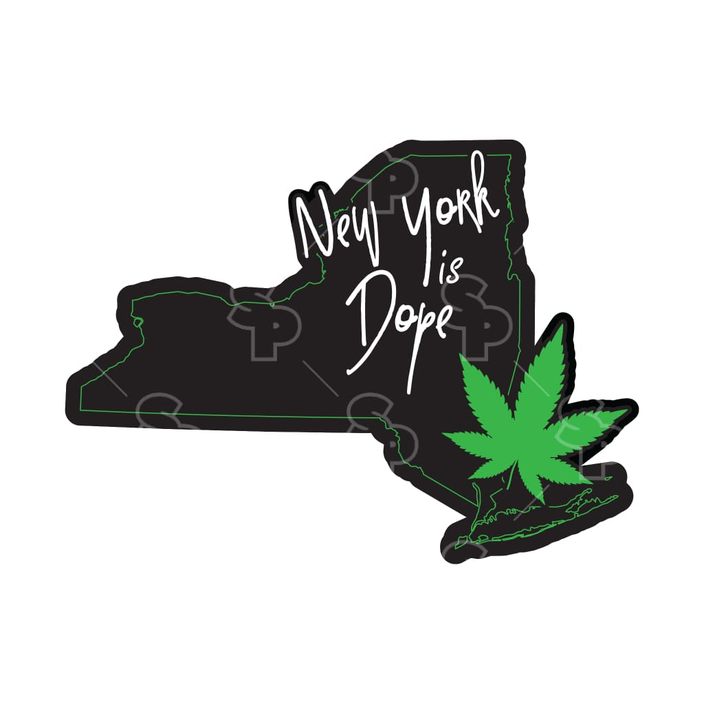 2207 - Cannabis New York Is Dope