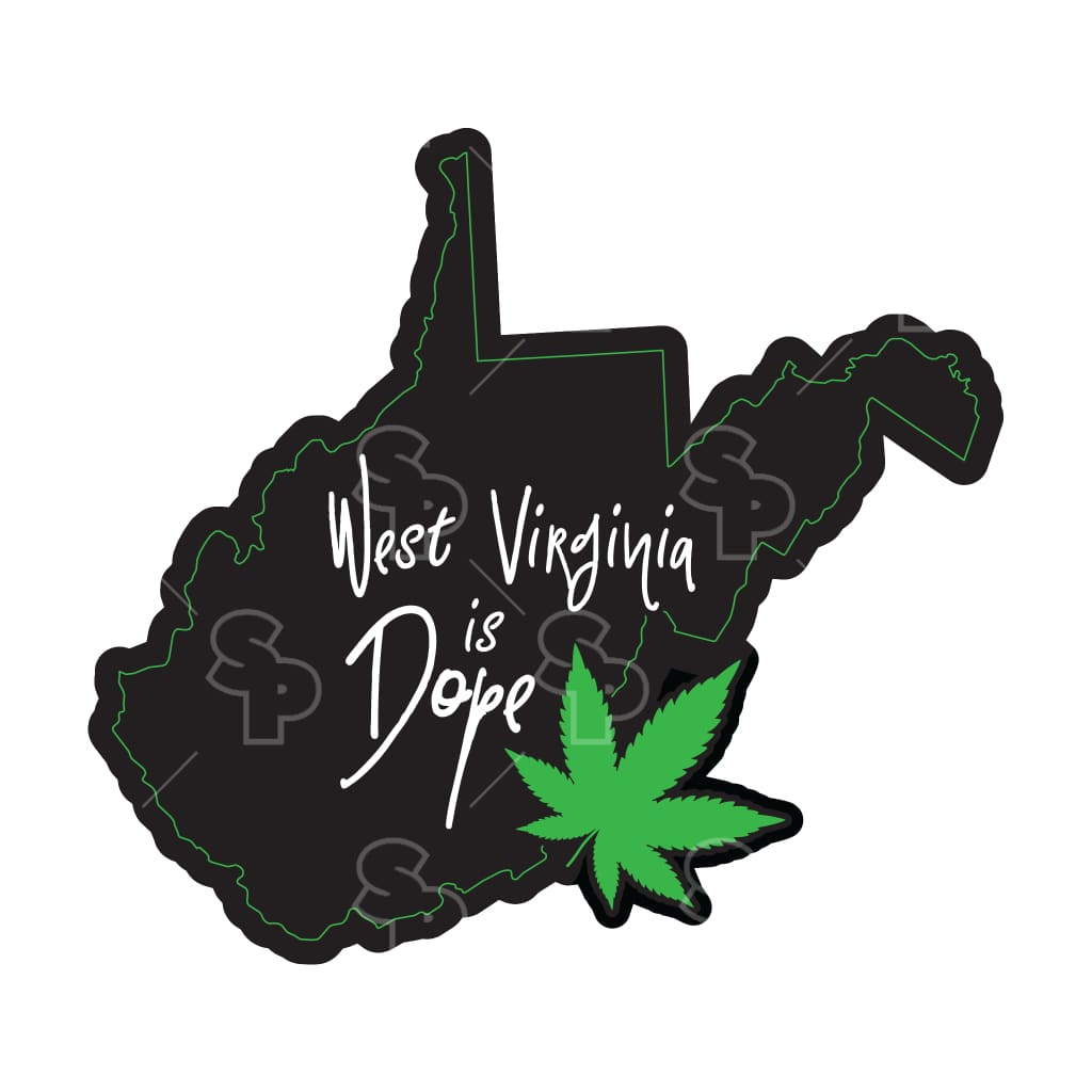 2223 - Cannabis West Virginia Is Dope