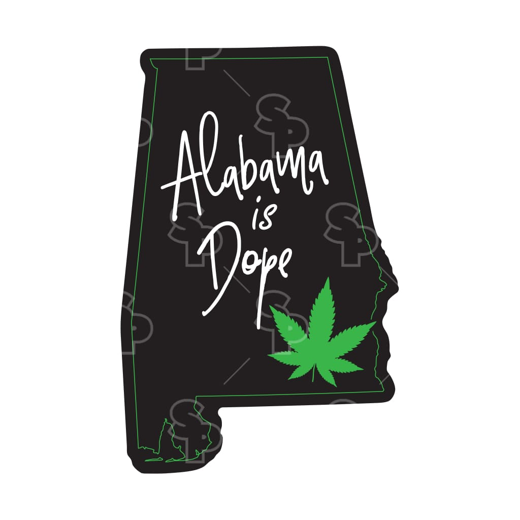 2226 - Cannabis Alabama Is Dope