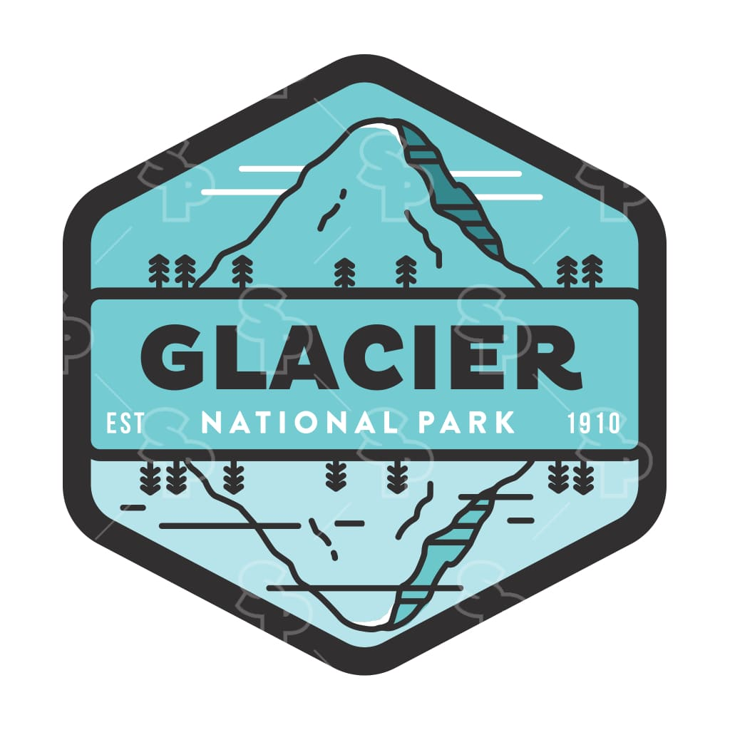 2584 - Split Horizon Glacier