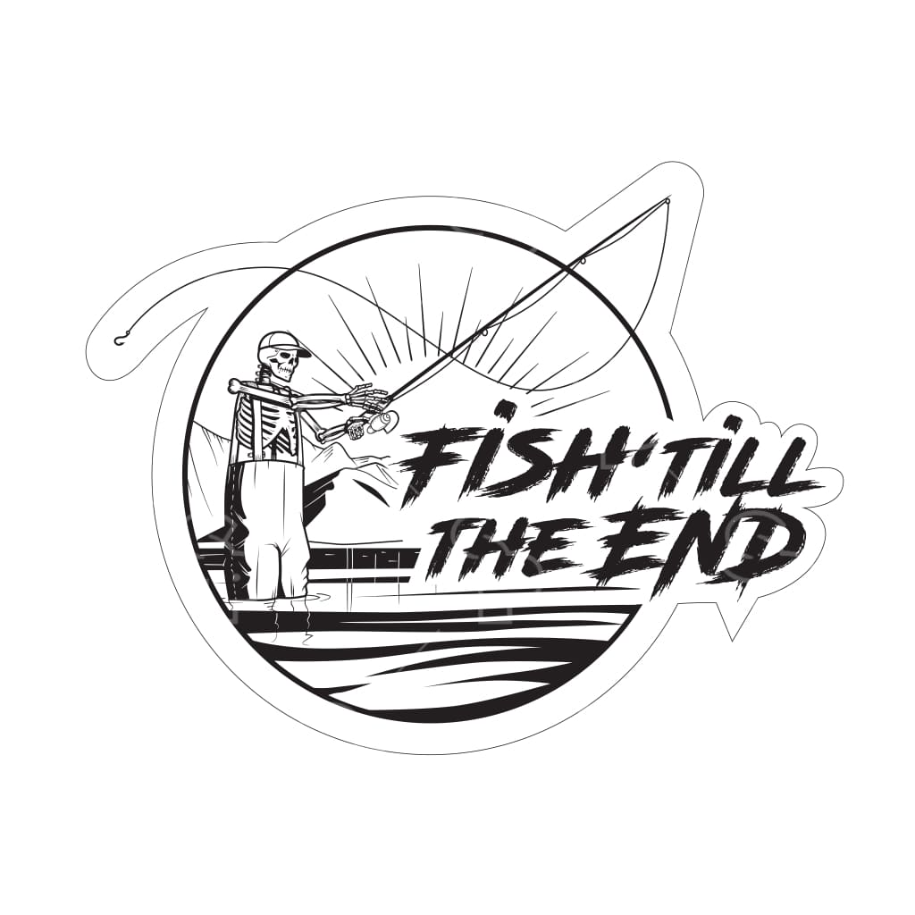 422 - Shred Till The End Fish