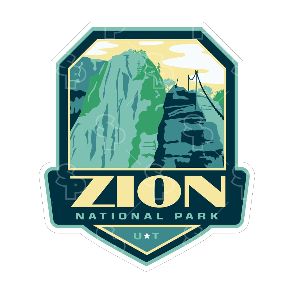 5219 - Np Power Badge Zion