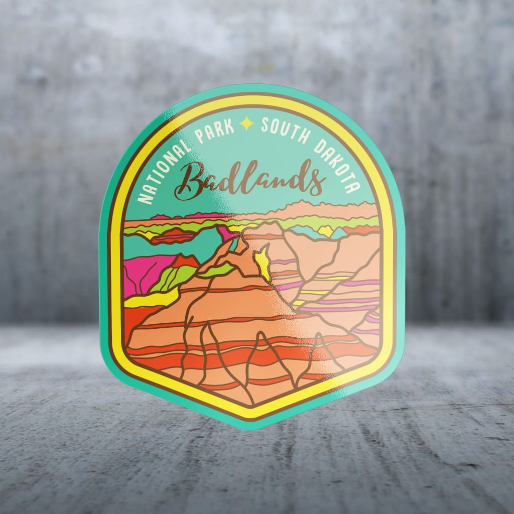 5222 - Pastel Patch Badlands