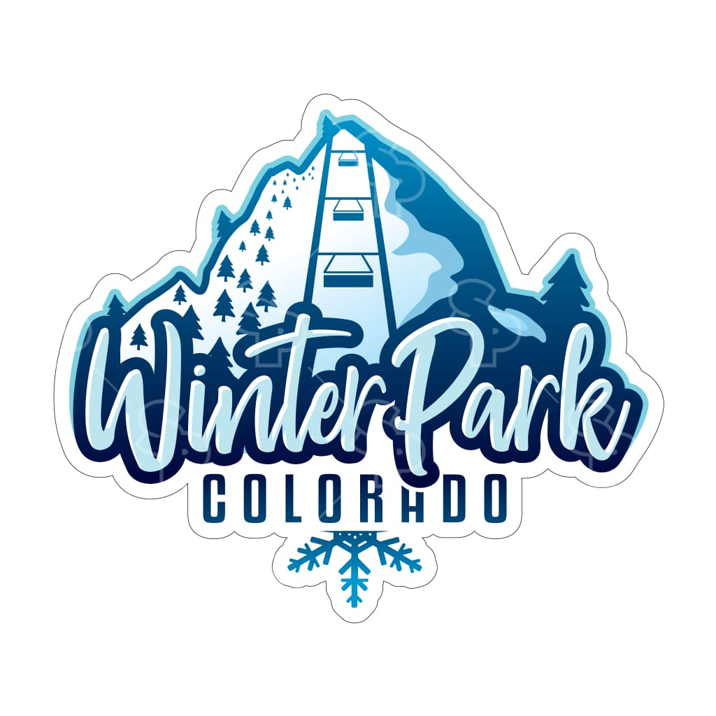 556 - Winter Park Chairlifts