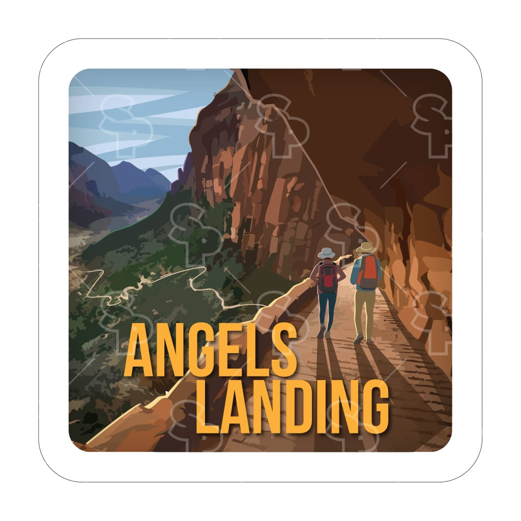 574 - Angels Landing Descent