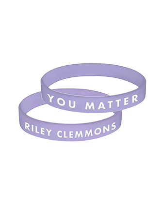 Riley Clemmons You Matter Bracelet