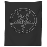 Sigil of Baphomet Tapestry