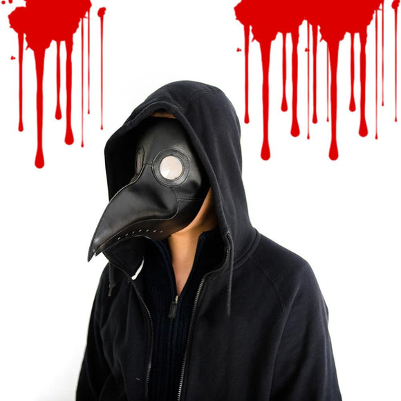 Gothic Plague Doctor Mask