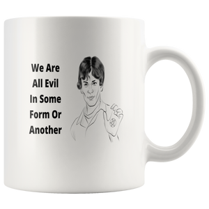 The Night Stalker Coffee Cup