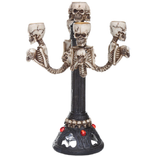 Skull Candle Stick Holder