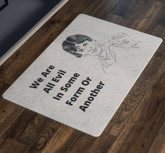 The Night Stalker Doormat