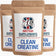 Clean Genuine Creatine Monohydrate, 1,186mg per serving