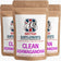 Clean Genuine Ashwagandha + Uptake Blend